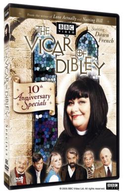Vicar of dibley 10th anniv spec