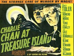 Charlei chan in treasure island
