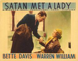 Satan met a lady hor