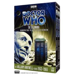 Doctor who ep 1-3