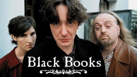 Black books head