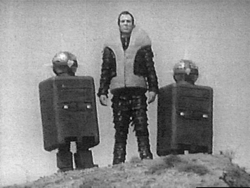 Doctor who 44 dominator and quarks