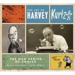 The Art Of Harvey Kurtzman