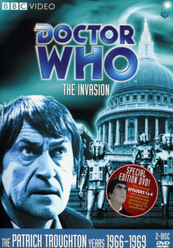 Doctor who 46 the invasion dvd