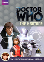 Doctor who 47 the krotons dvd