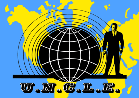 The man from uncle logo 1