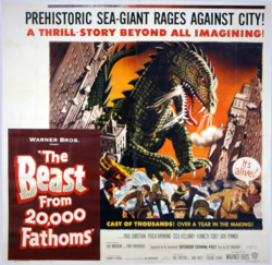 The Beast From 20,000 Fathoms a