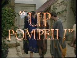 Up pompeii logo