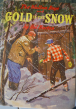 The Walton Boys And Gold In The Snow by Hal Burton