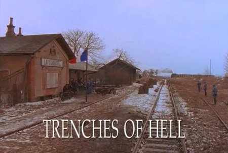Young indiana jones trenches of hell