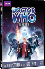 Doctor who 63 The Mutants