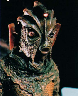 Doctor Who 52 Silurians
