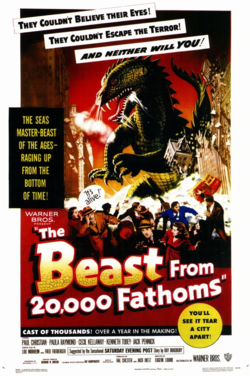 The Beast From 20,000 Fathoms k