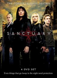 Sanctuarydvd 1st season
