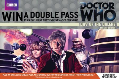 Doctor who 60 day daleks bbc