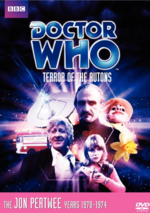 Doctor who 55 terror of the autons