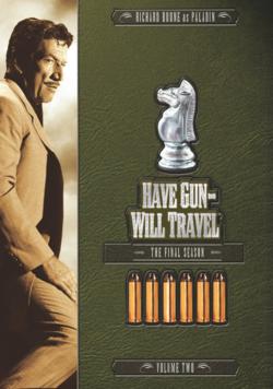 Have gun will travel dvd 2