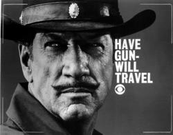 Have gun will travel cbs