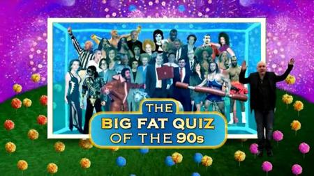 Big fat quiz 90's