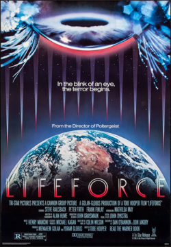 Lifeforce poster a