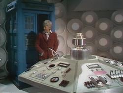 Doctor who 64 tardis in tardis