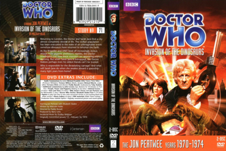 Doctor who 71 dvd