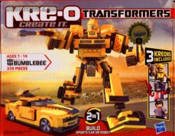 Kreo bumblebee