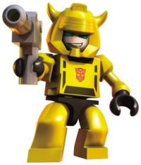 Kreo bumblebee teletraan