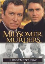 Midsomer murders Judgement Day dvd