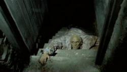 Jonathan creek dead guy