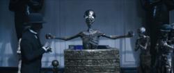 The Extraordinary Adventures of Adèle Blanc-Sec mummies