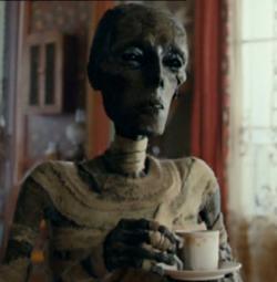 The Extraordinary Adventures of Adèle Blanc-Sec mummy