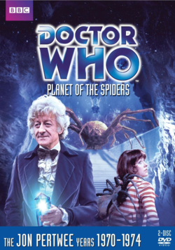 Doctor who 74 planet of the spiders