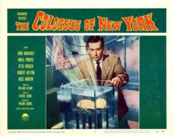 Colossus of new york brain