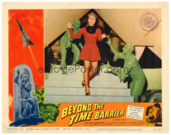 Beyond the Time Barrier c