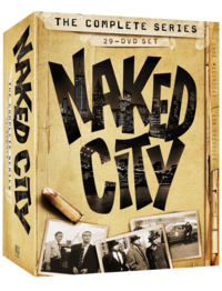 Naked city dvd