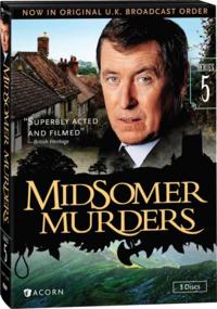 Midsomer murders series 5 dvd