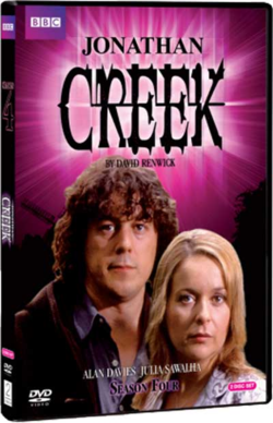 Jonathan creek season 4