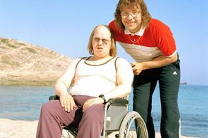 Little britain andy lou