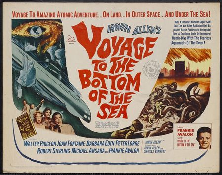 Voyage To The Bottom Of The Sea fnm452 a