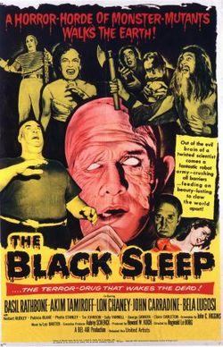 Black sleep fnm452