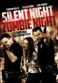 Silent night zombie night dvd