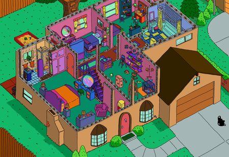 Simpson__s_house_cutaway_second_floor_by_ajdelong-d5ib3qa
