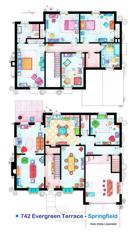 The-Simpsons-House-Blueprint-03