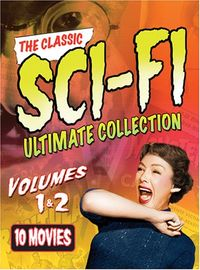 Scifi ultimate collection