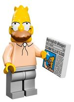 Simpsons coll minfigs h-001