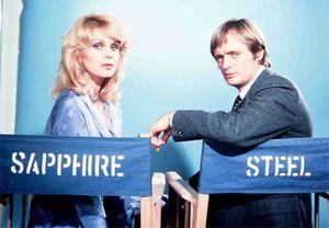 Sapphire and Steele cast