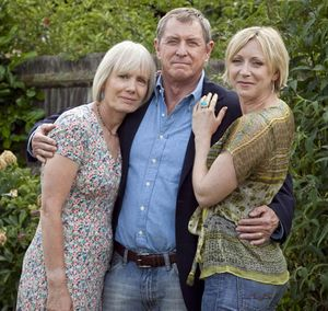 Midsomer murders joyce tom cully