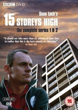 15 Storeys High S1+2DVD
