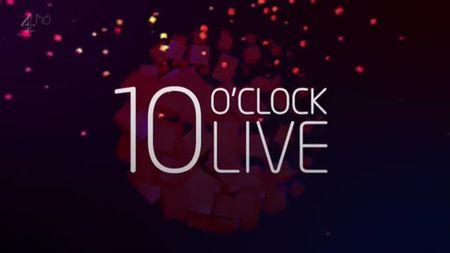 10 oclock live logo